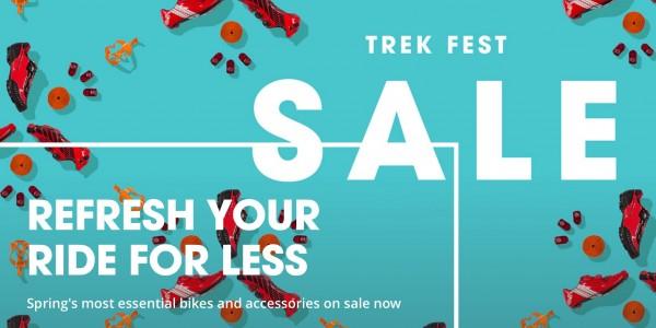 Trek Spring Sales