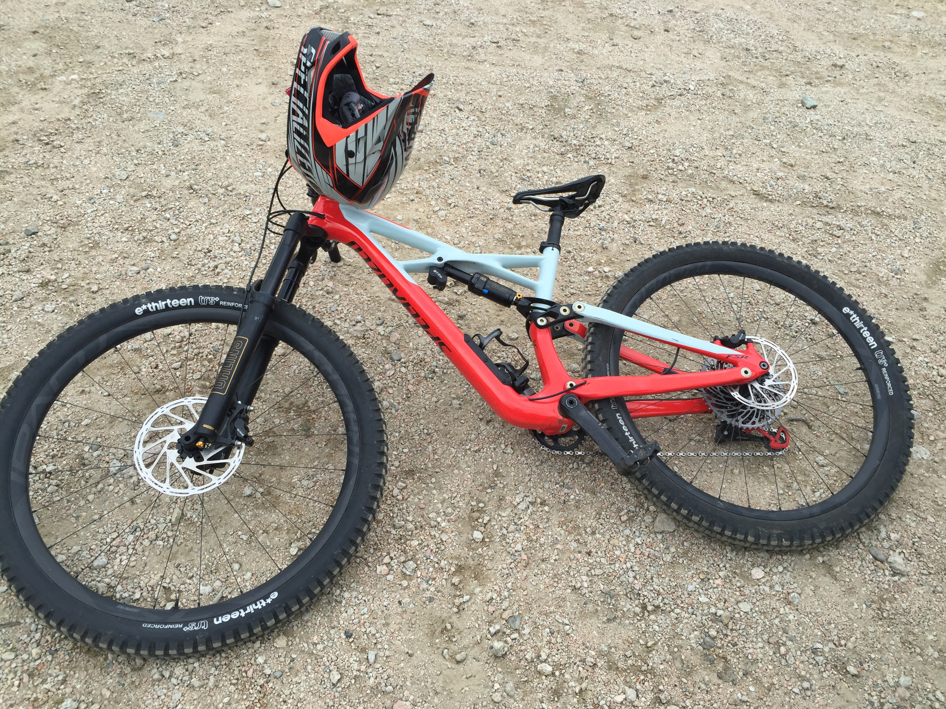 Specialized Enduro 2017 – Here it is - WheelSizeAgnostic